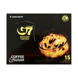 G7 커피 앤 슈거 240g