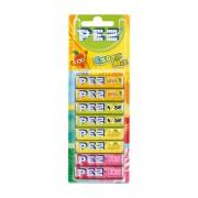 페즈 이그조틱 믹스 캔디 68g